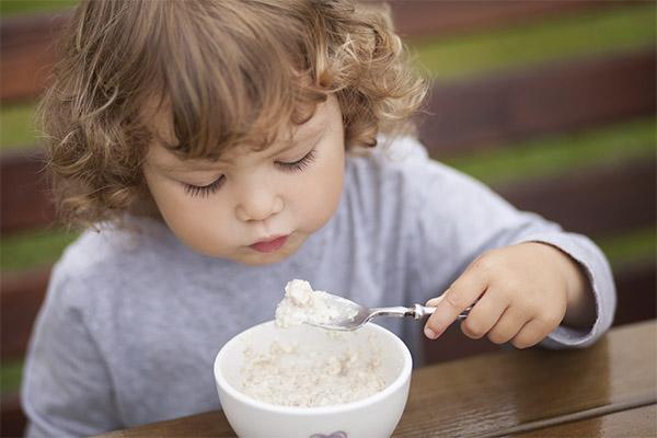 Какие каши полезны для детей