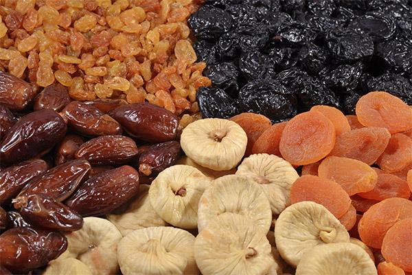 Какие сухофрукты полезны для печени