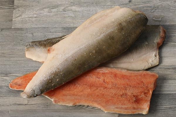 Полезные свойства рыбы кижуч
