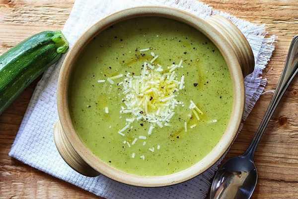Суп из сухих кабачков