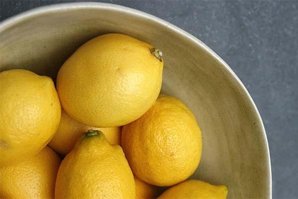 Чем полезен лимон при беременности