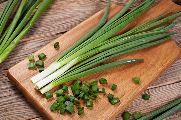 Как убрать горечь из зеленого лука