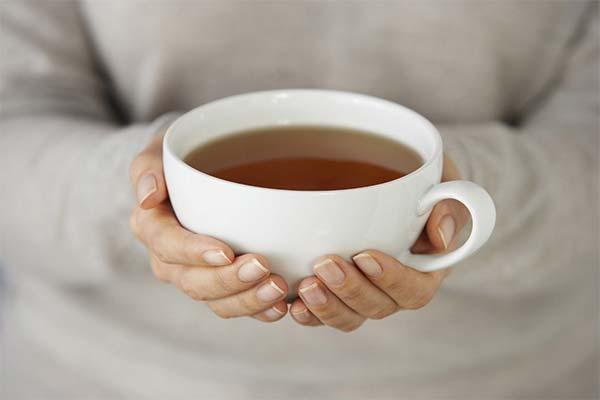 Можно ли сразу после еды пить чай