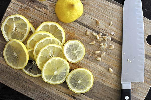 Полезны ли косточки лимона