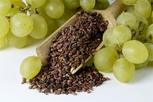 Полезные свойства виноградных косточек