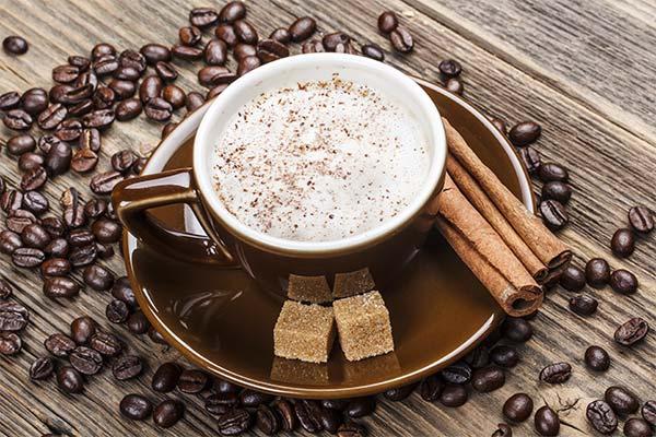 Как правильно пить кофе с корицей