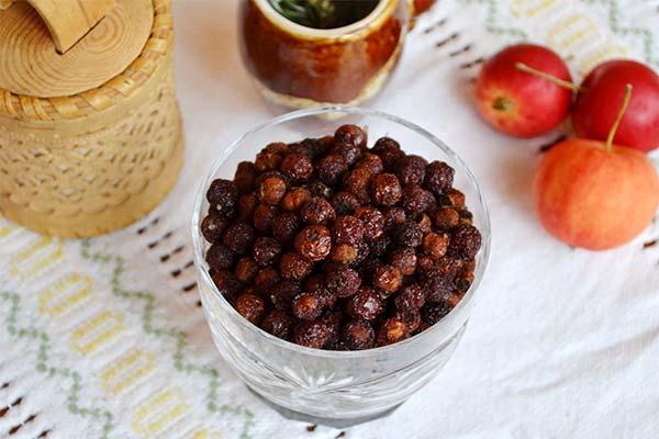 Рецепты из сушеного боярышника