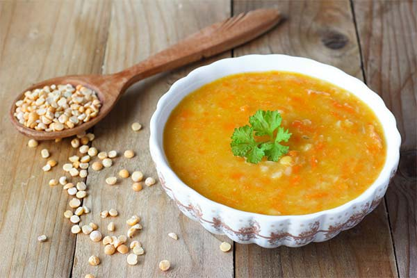 Почему горох не разваривается в супе