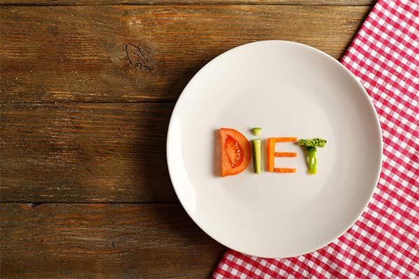 Меню диеты при сахарном диабете